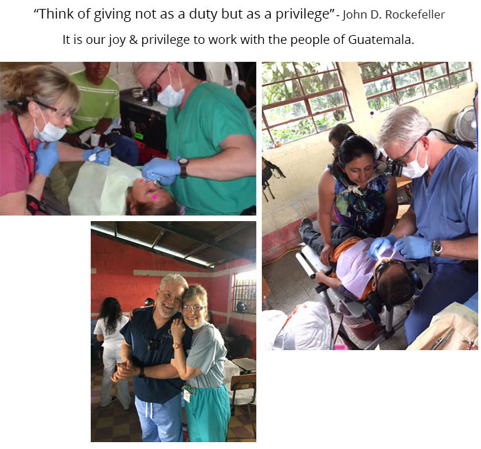 Dr. Moss Guatemala Mission Trip